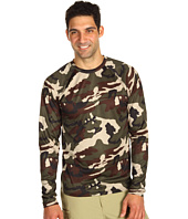 The North Face - AC Men's Skull Horn Camo L/S Crew