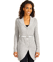 Anne Klein - Oversized Shawl Collar Overcoat