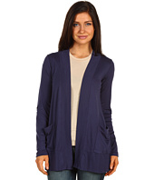 Splendid - 1x1 Ribbed Tab Sleeve Cardi Wrap