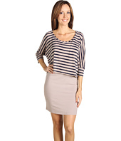 Splendid - Venice Stripe Twofer Dress