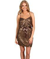 Trina Turk - Fuego Fiesta Sequin Halter Dress