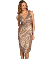 Eliza J - V-Neck Sequin Dress