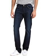 7 For All Mankind - Slimmy Slim Straight Leg in Los Angeles Dark