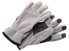 Patagonia - Synchilla Glove (Nickel) - Accessories at Zappos.com