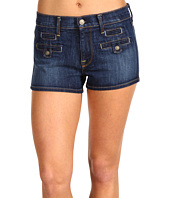 7 For All Mankind - Savanah Short in Nouveau New York Dark
