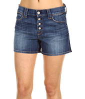 7 For All Mankind - Biancha Short in Medium Worn Whiskered