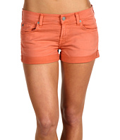 7 For All Mankind - Roll-Up Short Light Drapey Twill