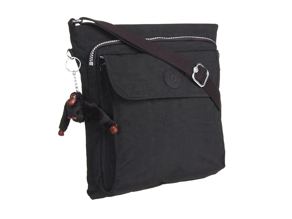 Kipling - Machida Crossbody Bag (Black) Cross Body Handbags
