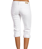AG Adriano Goldschmied - Tomboy Crop in White