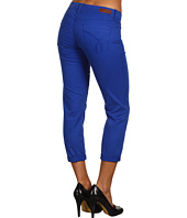 Calvin Klein Jeans Petite - Petite Colored Ankle Crop in Ultra Blue