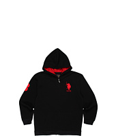 U.S. Polo Assn Kids - Fleece Hoodie (Big Kids)