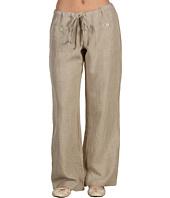 Allen Allen - Long Linen Pant