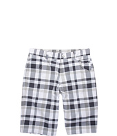 Nike Golf Kids - Plaid Tech Golf Short (Big Kids)