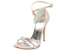 Stuart Weitzman Bridal & Evening Collection - Striptease (Blonde Satin) - Footwear