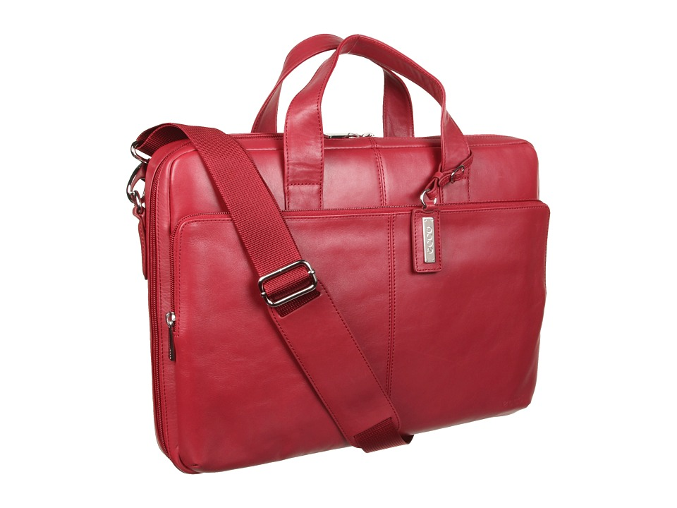 ECCO Business Laptop Bag Ruby Computer Bags