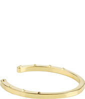 House of Harlow 1960 - Sideways Horseshoe Open Bangle