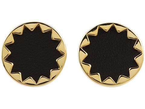 House of Harlow 1960 Sunburst Button Earrings