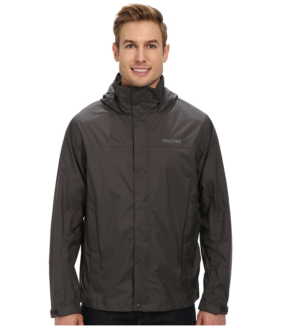 Marmot PreCip Jacket (Slate Grey) Men