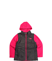 The North Face Kids - Girls' Vesty Vest Fleece Hoodie (Little Kids/Big Kids)