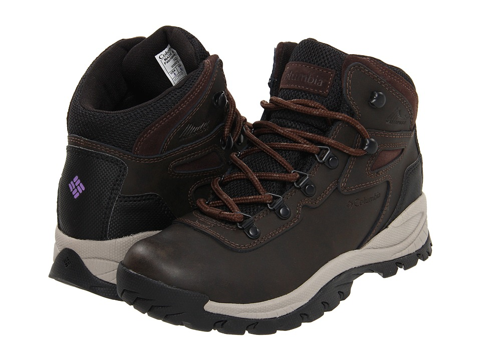 Columbia - Newton Ridge Plus (Cordovan/Crown Jewel) Women