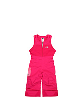 The North Face Kids - Girls' Insulated Snowdrift Bib 12 (Toddler)