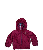 The North Face Kids - Girls' Reversible Down Moondoggy Jacket 12 (Toddler)