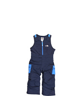The North Face Kids - Boys' Insulated Snowdrift Bib w/ Boot Clip (Toddler)