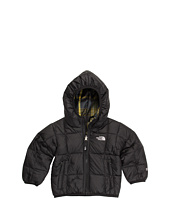 The North Face Kids - Boys' Reversible Down Moondoggy Plaid Jacket (Toddler)
