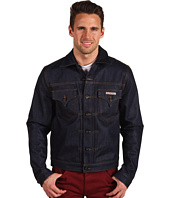 Hudson - Jean Jacket TURBOTECH in Titanium Wash