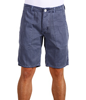 Hudson - Military Short in Periwinkle