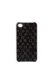 Marc by Marc Jacobs - Metallic Stardust Logo Phone Case