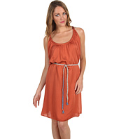 Maison Scotch - Grecian Drapey Dress w/ Belt