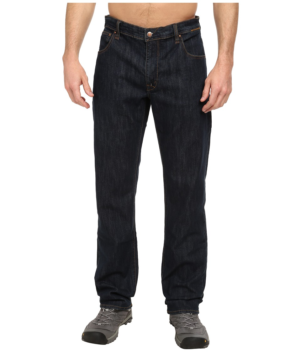 Marmot Pipeline Denim Jean Relaxed Fit (Dark Indigo) Men