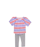 Splendid Littles - Palm Stripe Tunic And Legging Set (Little Kids)