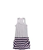 Splendid Littles - Scarf Stripes S/L Dress (Big Kids)