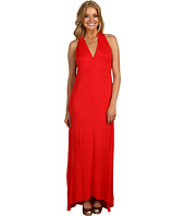 BCBGMAXAZRIA - Meadows Halter Maxi Dress