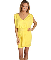 Tbags Los Angeles - Ryn Drape Armhole Dress