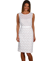 BCBGMAXAZRIA - Alice Mixed Lace Sheath Dress