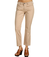 Lucky Brand - Colored Sofia Capri in Spring Khaki