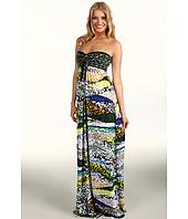 BCBGMAXAZRIA - Cybele Strapless Jersey Maxi Dress