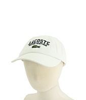 Lacoste Kids - Boys' Embroidered Since 1927 Cap (Little Kids/Big Kids)