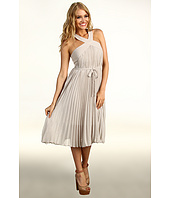 BCBGMAXAZRIA - Eloise Sunburst Pleated Dress