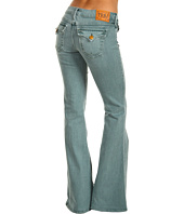 True Religion - Raegan Bell Bottom in Slate Blue