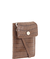 Lodis Accessories - Dolce Croc Olive Crossbody
