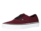Vans - Authentic (Port Royale/Black) -