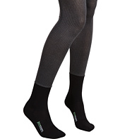 BOOTIGHTS - Heather Pinstripe Tight/Mid-Calf Sock