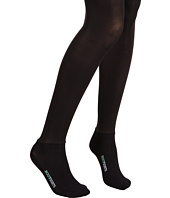 BOOTIGHTS - Seams-to-Me Semi-Opaque Tight/Ankle Sock