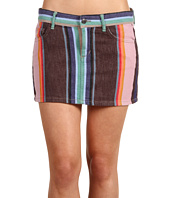 Joe's Jeans - Baja Stripe Mini Skirt
