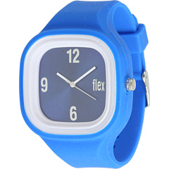 Blue Flex Watch