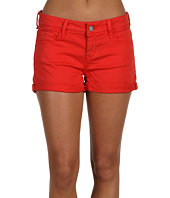 Mavi Jeans - Tiara Low-Rise Cuffed Short in Cardinal Red